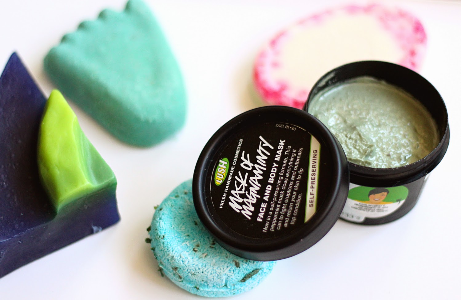 lush cosmetics product review by bulgarian beauty blogger quite a looker blog www.quitealooker.com