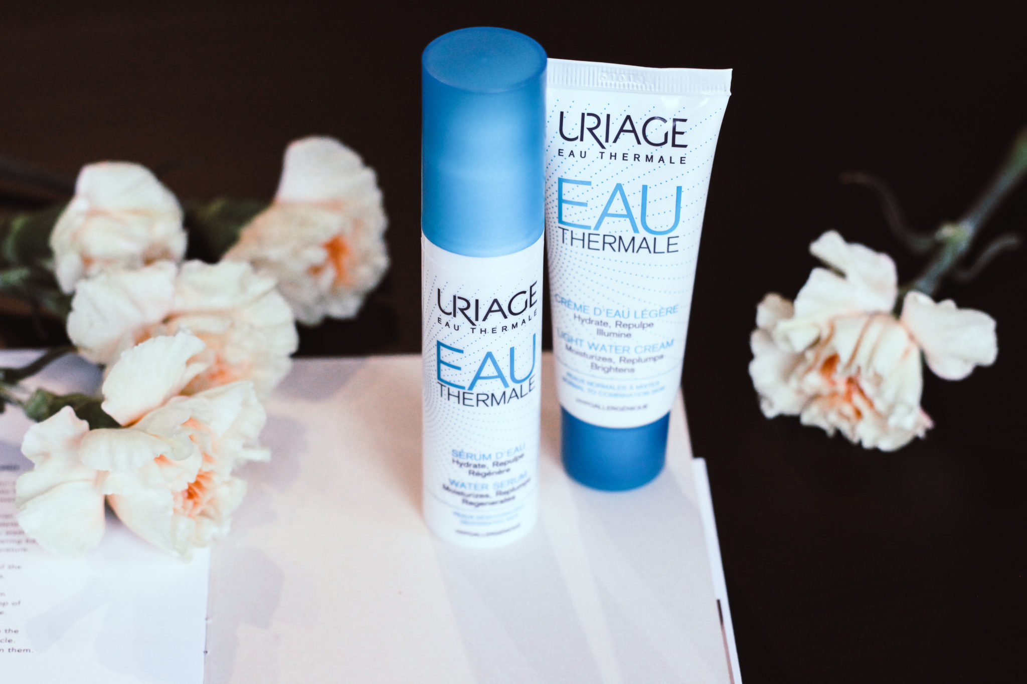Facial Care by Uriage Eau Thermale Review by Quite a Looker