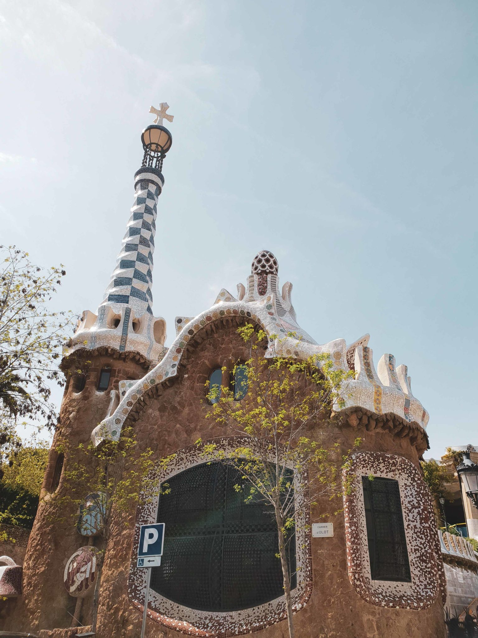 Barcelona travel guide by Michaella and Lina from Bulgarian lifestyle blog Quite a Looker / Park Güell