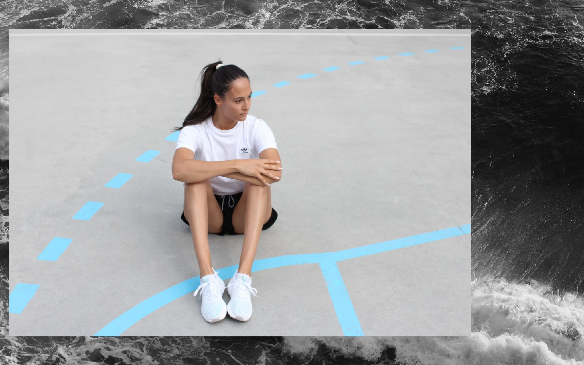 adidas x Parley маратонки колаборация за океаните рециклирана пластмаса български блогър Михаела от Quite a Looker